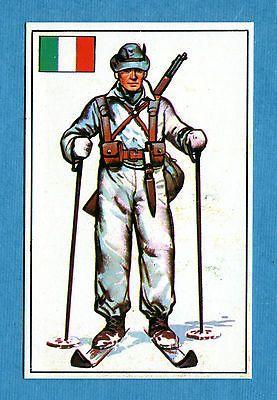 ARMI E SOLDATI - Edis 71 - Figurina-Sticker n. 430 - ALPINO SCIATORE -Rec