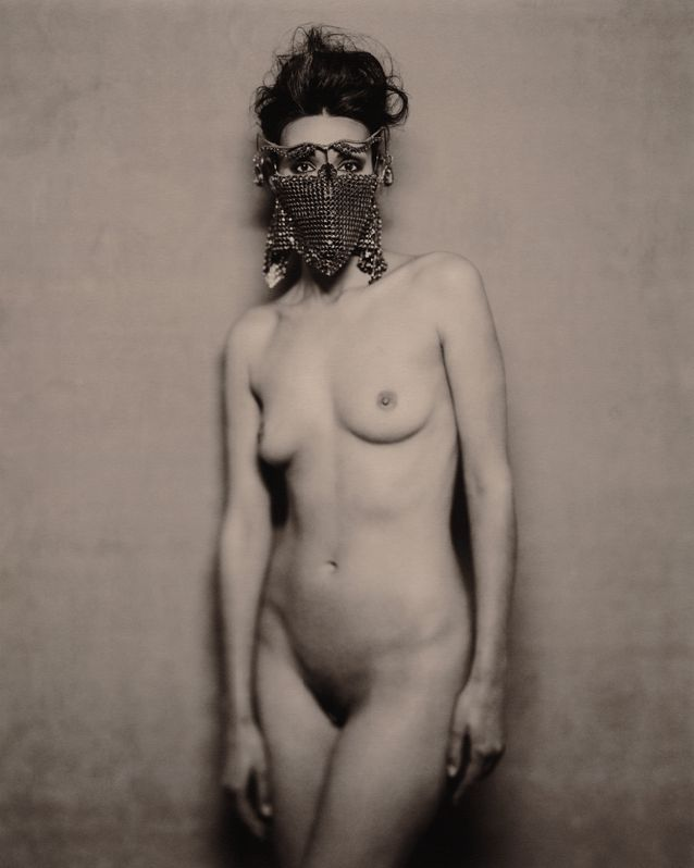 Another epic veil, photo by Marc Lagrange