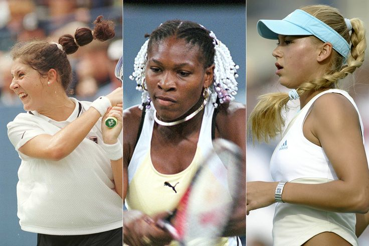 The 21 Best U.S. Open Hairstyles Ever