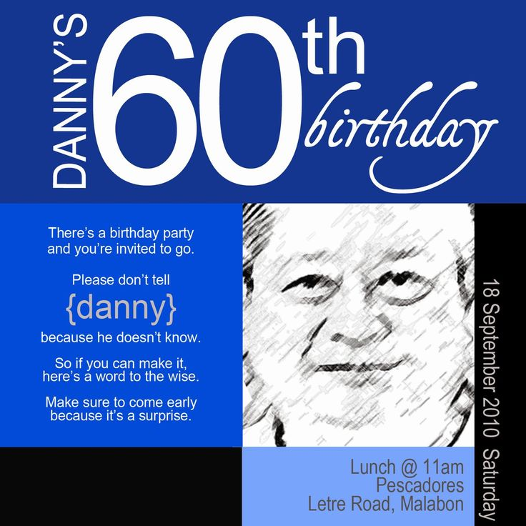 463 best birthday invitations template images on Pinterest ...