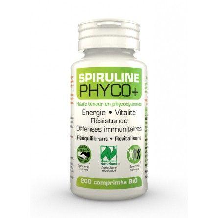Certainement la meilleure spiruline bio du marché avec forte concentration en phycocyanine et certifié bio par Naturland (organisme bio allemand)