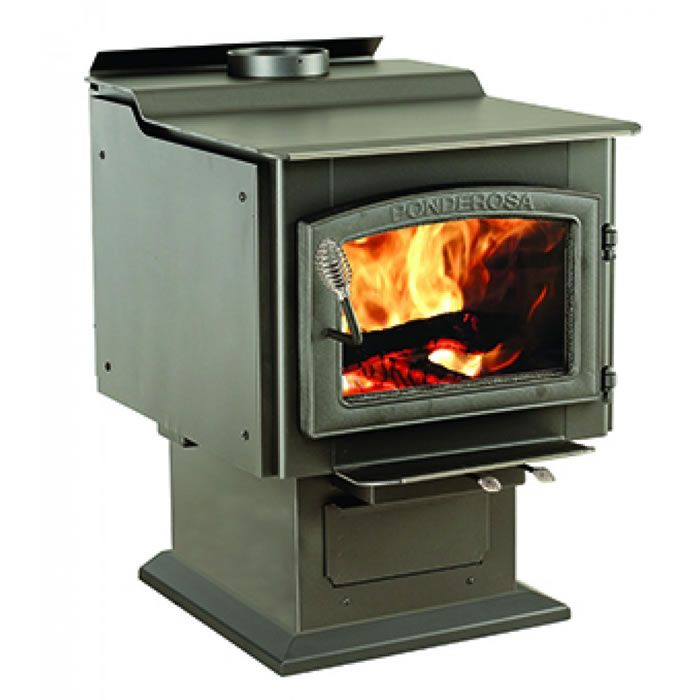 Home Stoves Wood Stoves Vogelzang Ponderosa Epa Wood Stove With Blower Tr007 Wood Burning Fireplace Inserts Wood Fireplace Wood Burning Stove
