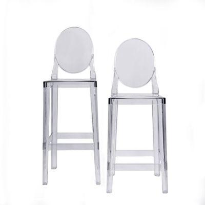 Denne barstolen fra fra Kartell er så utrolig kul! Kan man ønske seg stoler til jul?