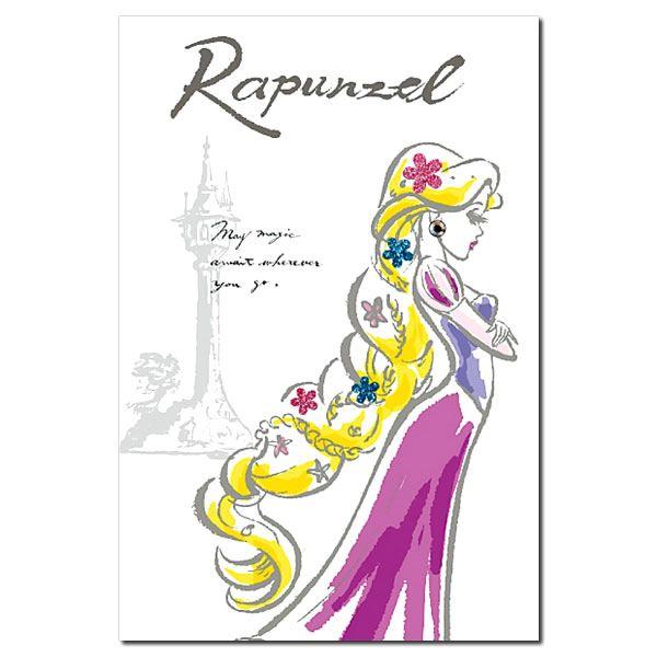 【ラプンツェル】ディズニープリンセスのネイルデザインまとめ\u2042 , curet [キュレット] まとめ