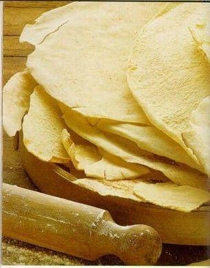 Pane Carasau, ricetta tipica sarda