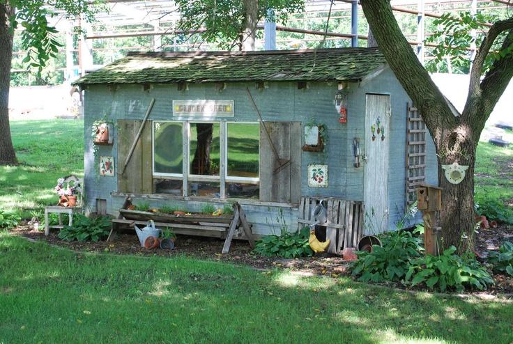 cubby house?