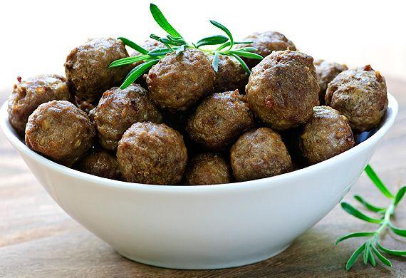 New Atkins spicy meatballs recipe - 9Kitchen