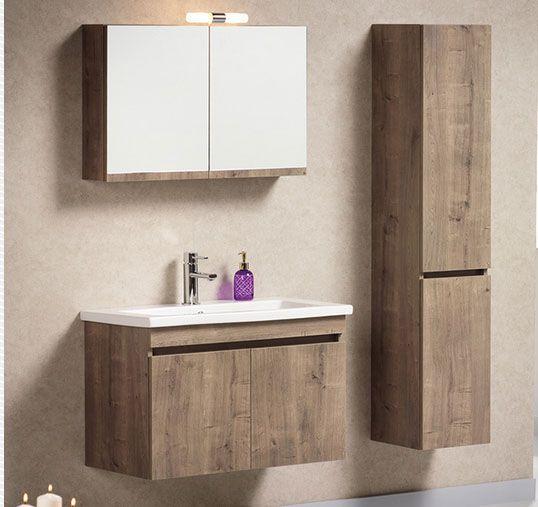 έπιπλο μπάνιου Ζ2 μήκος 80 εκ, τιμή προσφοράς 346 Ε ΜΕ ΦΠΑ