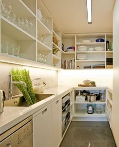 kitchen scullery layout - Google Search