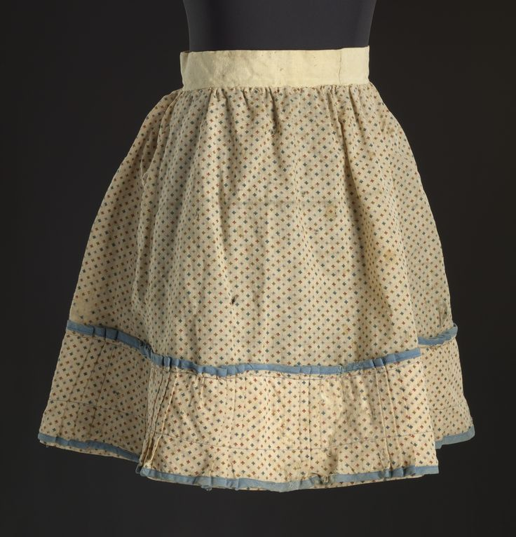 A humble skirt worn by an enslaved child finds a place in history