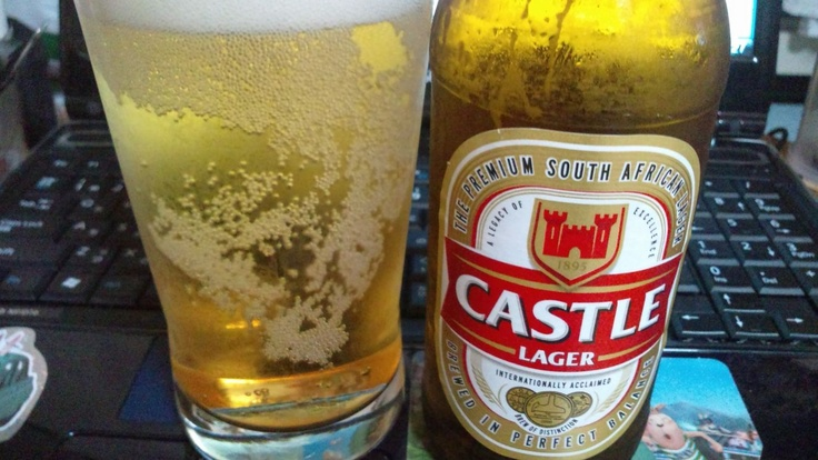 Castle Lager - South Africa. BelAfrique - Your Personal Travel Planner - www.belafrique.co.za
