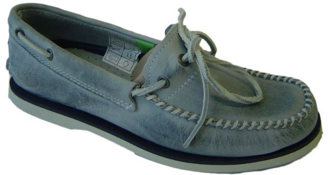 Men's Timberland Slip on Leather Boat shoes.  £49.99
