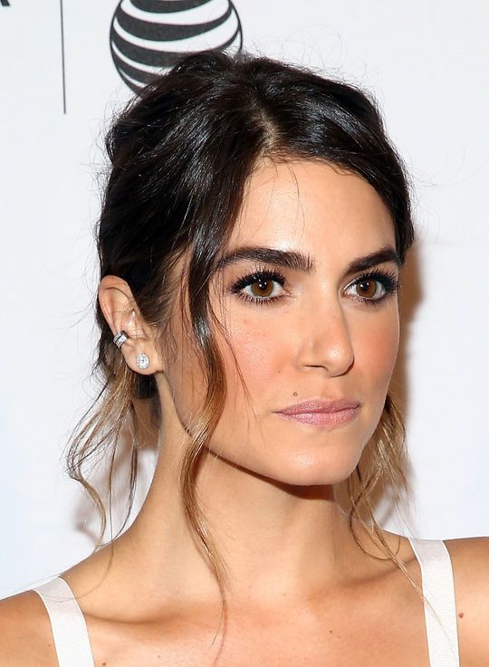 Nikki Reed's bold brows. Prom 2014.