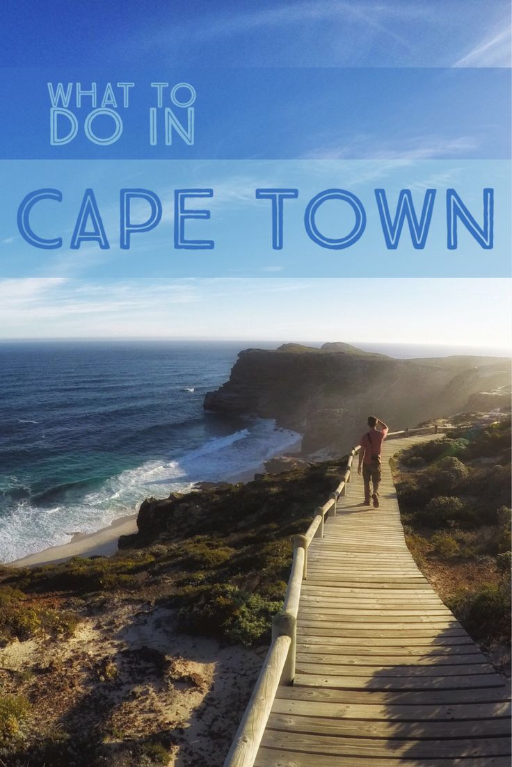 What to do in Cape Town for ALL budgets.