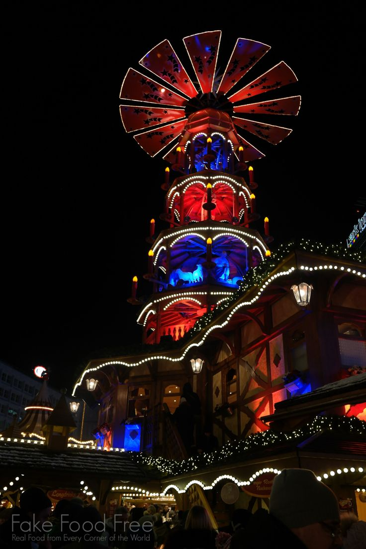 What to Eat and Drink at Berlin Christmas Markets   Fake Food Free Travels