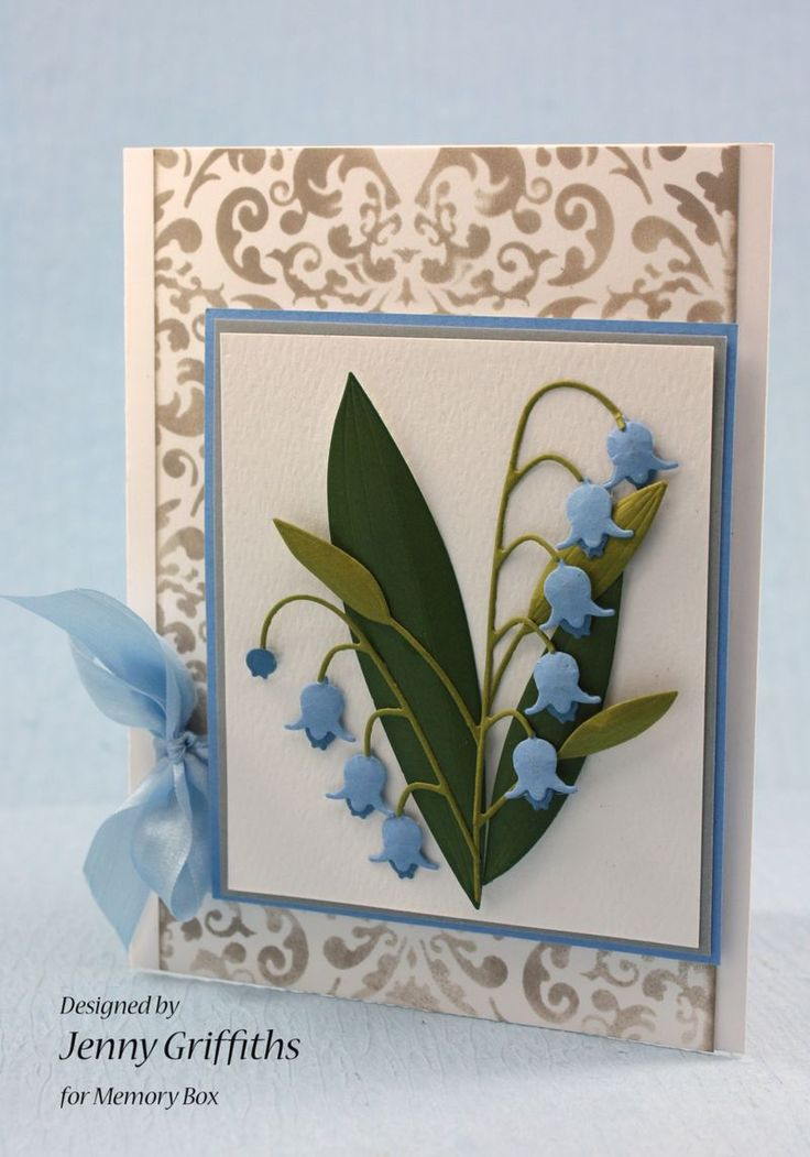 17 Best images about Cards: Memory Box by Fans on ...