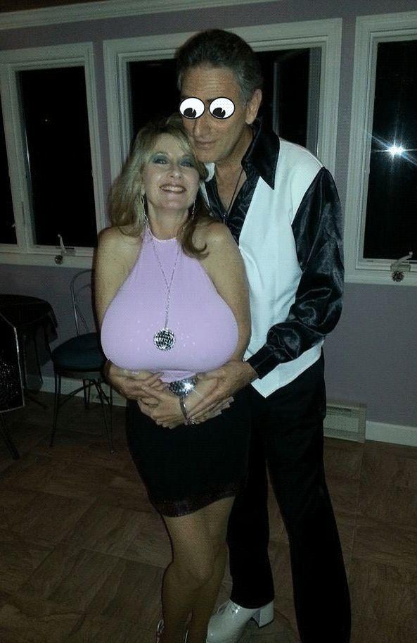 nancy o dell boobs