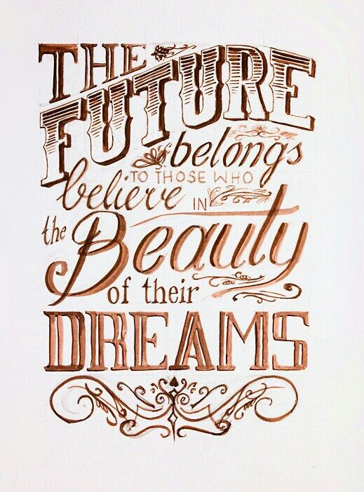 Dont just believe :) #typography #lettering