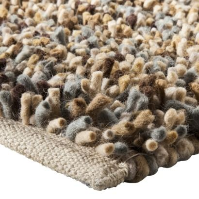 Threshold™ Chunky Wool Shag Area Rug