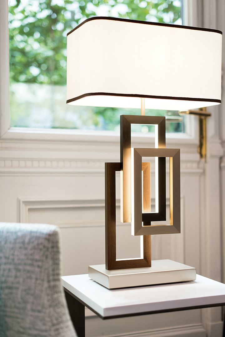 Edge Oasis Lighting Collection In 2021 Table Lamps Living Room Unique Table Lamps Table Lamp Design