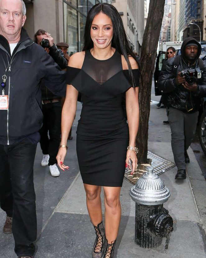 Melanie Brown  Arriving at Access Hollywood Live in New York #wwceleb #ff #instafollow #l4l #TagsForLikes #HashTags #belike #bestoftheday #celebre #celebrities #celebritiesofinstagram #followme #followback #love #instagood #photooftheday #celebritieswelove #celebrity #famous #hollywood #likes #models #picoftheday #star #style #superstar #instago #