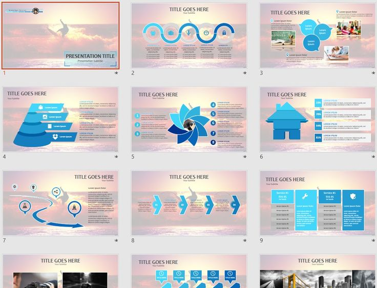 Best Themed Powerpoint By Sagefox Images On