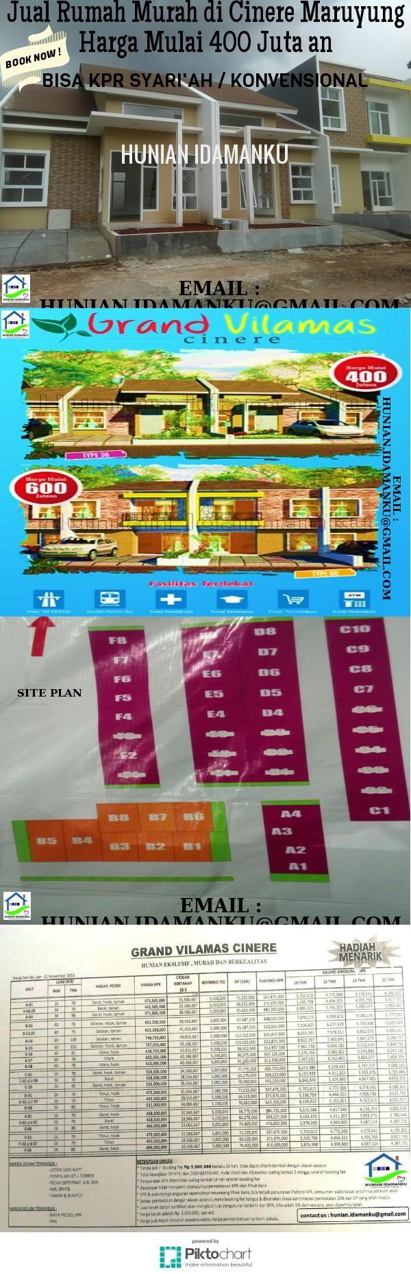 Dijual Rumah Cluster Murah Di Grand Vilamas Cinere Maruyung | youtu.be/YEMueiKvWoo?a