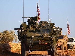 ABD Ordusu, Suriye Ordusu'nun karşı mevziisine mi geçti?