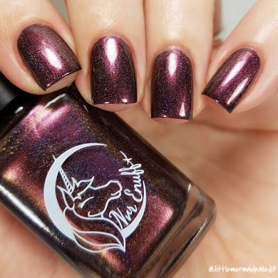 September 2017 For The Love Of Polish Box Polished For Days Cosmicorn Swatches and Review