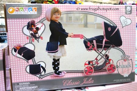 Hauck classic julia doll stroller costco frugalhotspot toys toys kids pinterest toys - Costco toys for kids ...