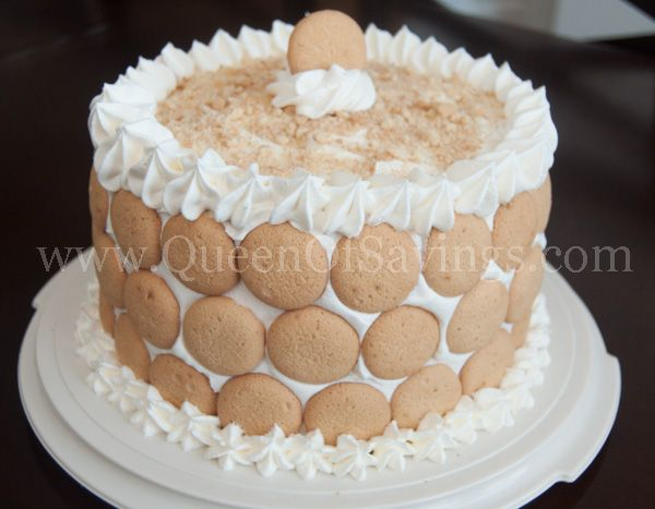 banana wedding cake recipe banana pudding cake recipe birthday cakes birthdays 11062