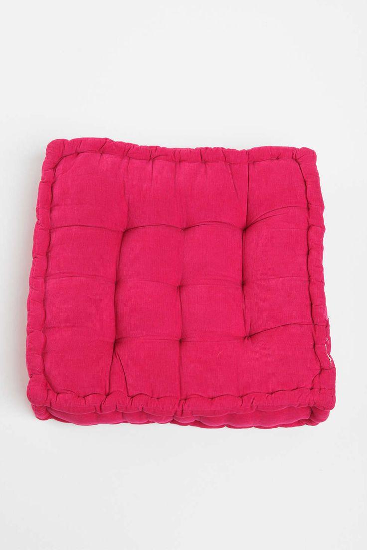 Tufted Corduroy Floor Pillow Floor pillows, Urban and Floors
