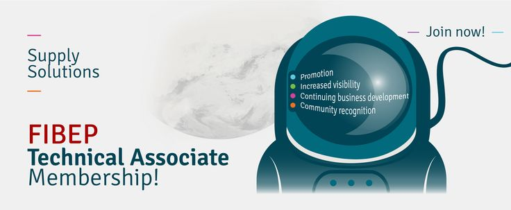 Supply solutions as FIBEP Technical Associate Member http://fibep.info/article/fibep-technical-associate-membership-criteria