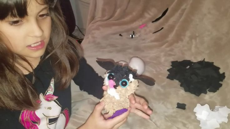 Plush craft 3D  dog  with Brianna Bella!!!!(Tutorial) My first how to Video