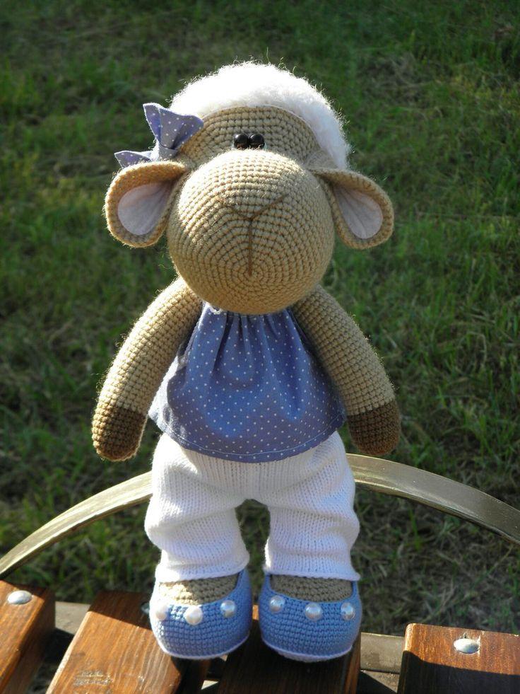 Handmade Вязаные игрушки от Яниной Ольги   VK