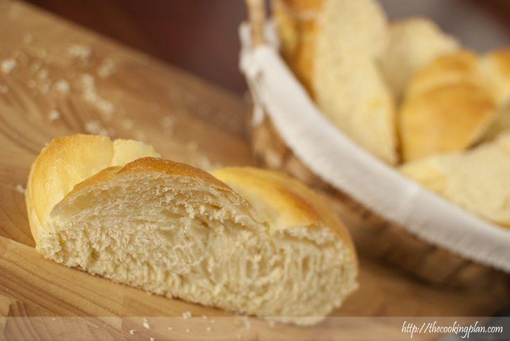 Berne brot (trenza de pan suiza) | The Cooking Plan