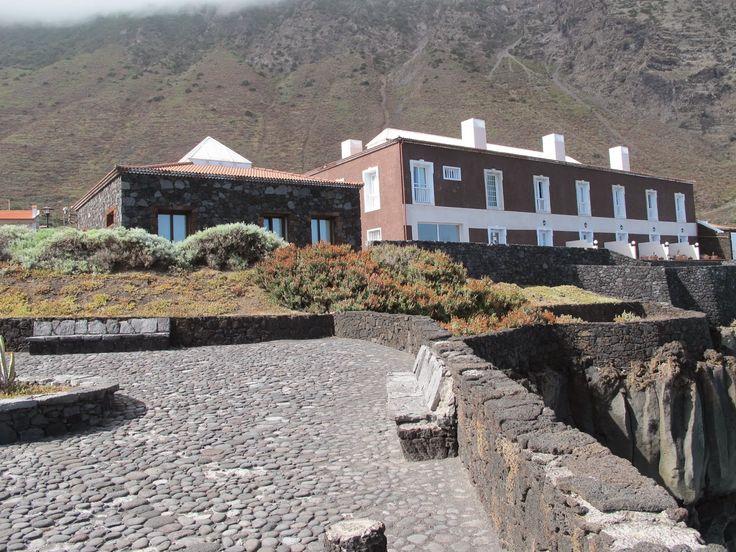 """El Hierro """"La Isla del Meridiano"""": Hotel Balneario Pozo La Salud isla de El Hierro"""