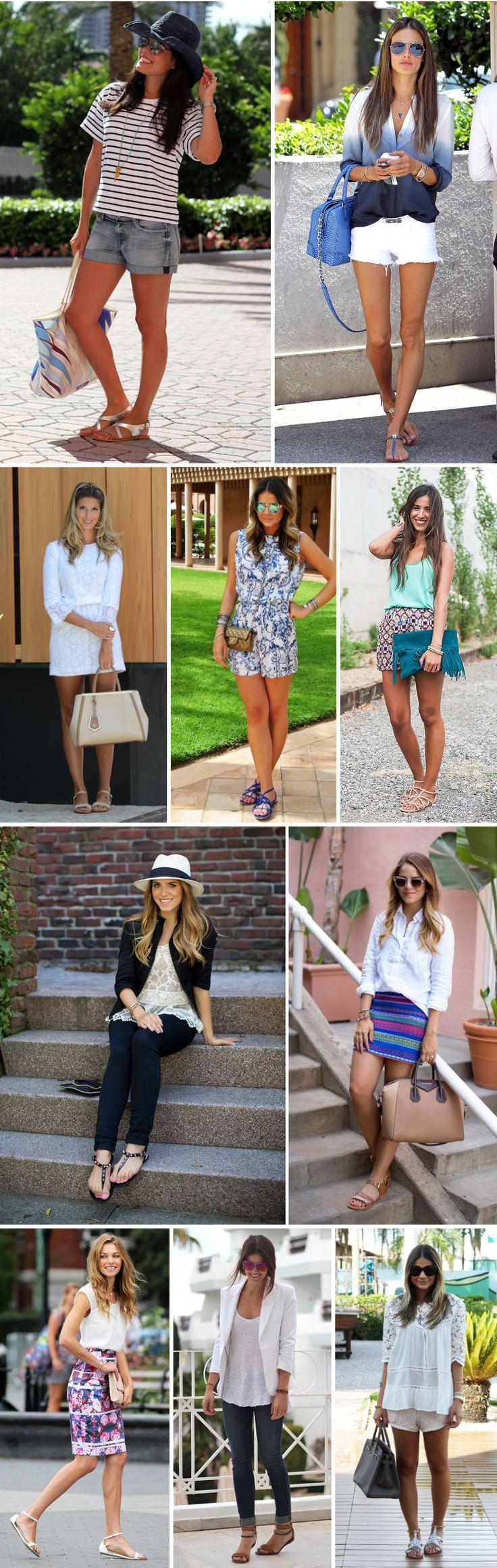 Estilo Meu - Consultoria de Imagem rasteirinhas / flats / dicas de moda e estilo / styling tips / fashion blog / post design / fashion post / casual outfits / stylish women / summer outfits / looks