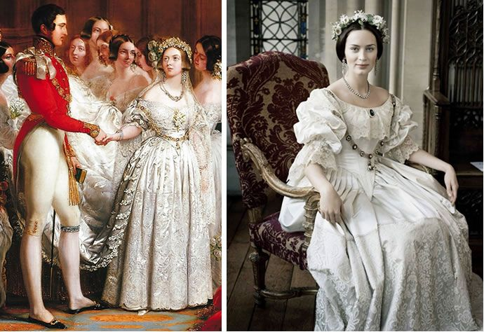 vestidos de noiva das famosas que marcaram a historia rainha vitoria