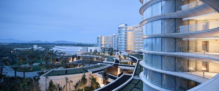 Gallery of Hainan Blue Bay Westin Resort Hotel / gad - 15