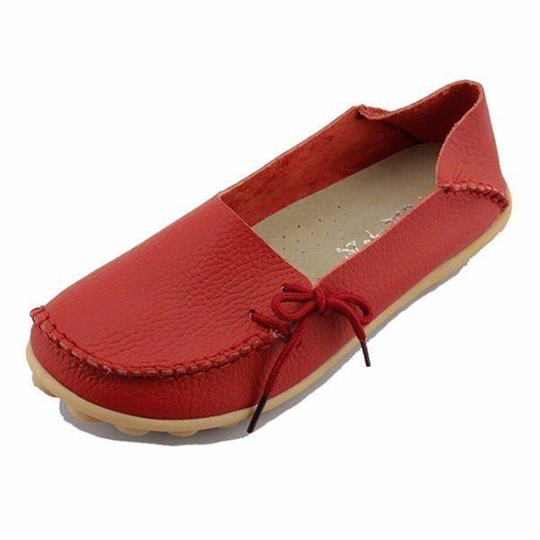 Striipe Mary T - Zapatos de cordones, color Orange, talla 38