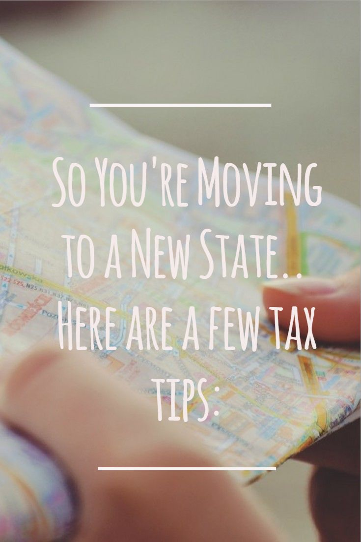 So You're Moving to a New State.  Here are some Tax tips: Everyone knows Uncle Sam – he takes his Did you know, in some cases, people can pay more in state and local income taxes than they do federal taxes?  If you're one of the many medical professionals moving to a new state this year, it is in your best interest to understand these additional income taxes before making the plunge!