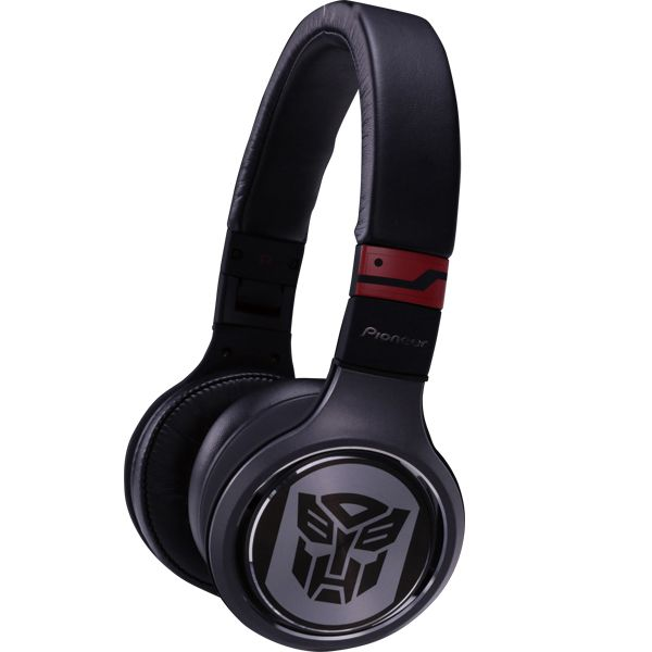 Pioneer Transformers Autobot And Decepticon Headphones Listing Transformers Autobots Transformers Autobots