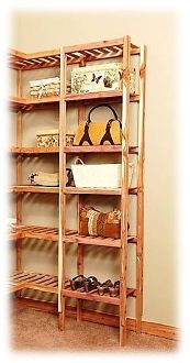 Cubby Add On For Your New Cedar Closet Organization Kit!