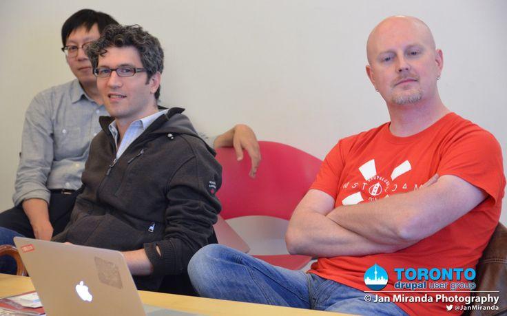 @DUGTO Oct20 #Drupal 8 @csiTO Annex Toronto Drupal User Group Meetup Great turnout!