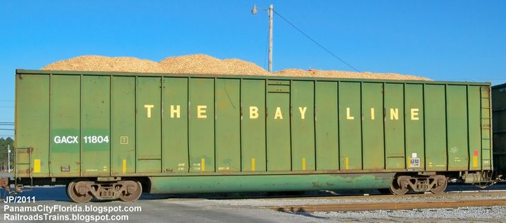 the bay line railroad | ... Bay Line Railroad Panama City FL. The BAY LINE RAILROAD Panama City