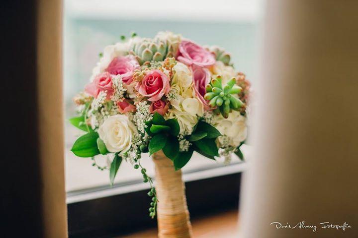 Vintage rustic bouquet