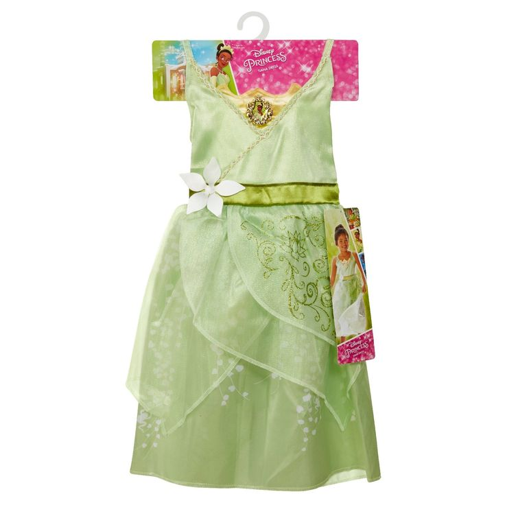 Disney Princess Tiana Dress, Girl's