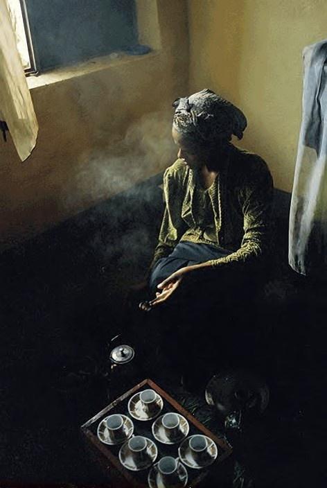 2007 – 1st place: 'Koffie Meisje' by Menno Simons, of Trabocca BV (Netherlands)