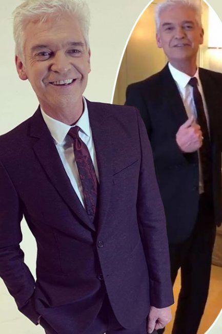 Phillip Schofield's Dancing on Ice return: This Morning presenter has been hiding his OWN secret all this time - 'You'd never know unless I showed you this'